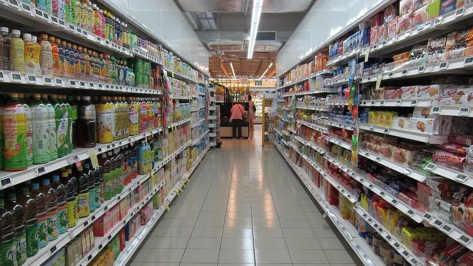Grupo Big - corredor de supermercado