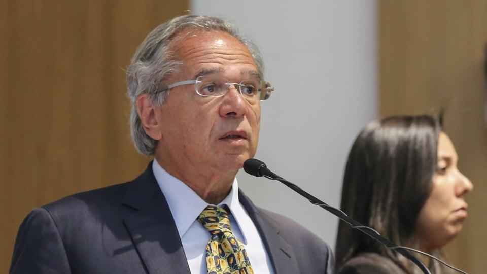 Novo programa após fim do auxílio emergencial: Paulo Guedes em pronunciamento