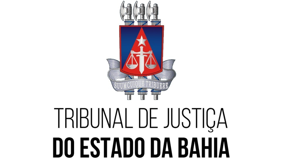 Logomarca do Tribunal de Justiça do Estado da Bahia