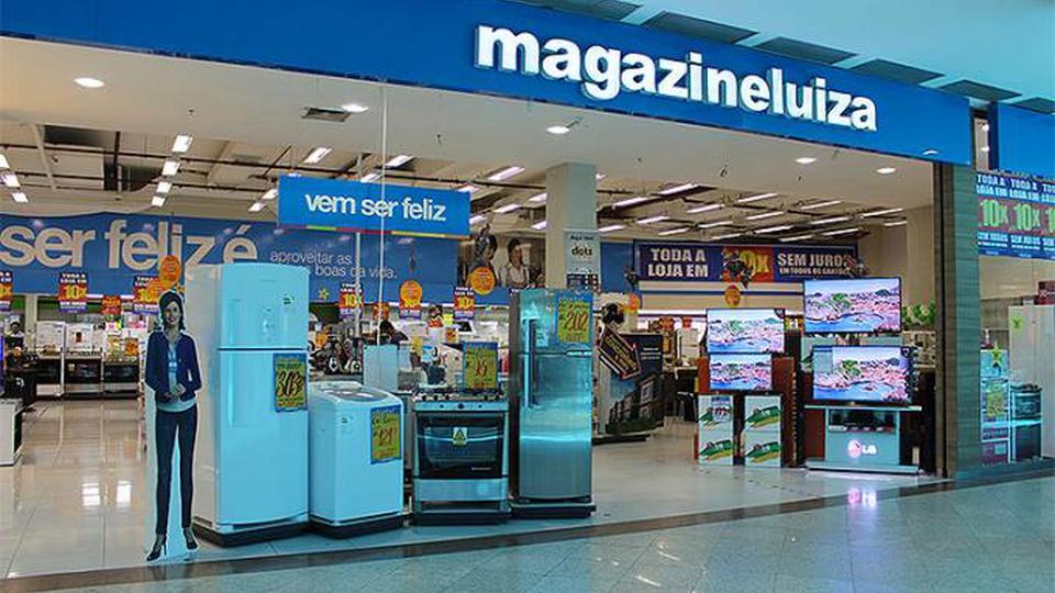 Magazine Luiza irá manter trainee somente para candidatos negros, loja do Magazine Luiza