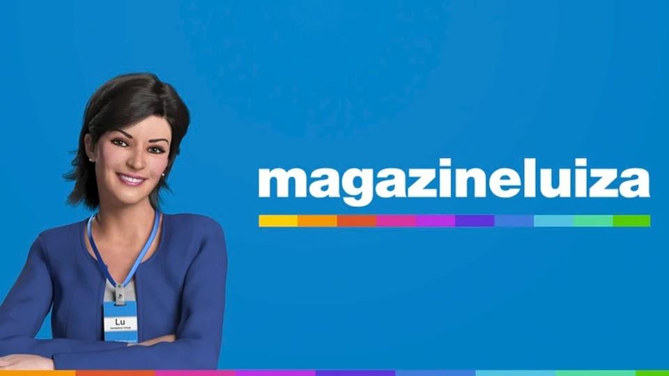 Magazine Luiza oferece mais de mil vagas de emprego, logo do Magazine Luiza