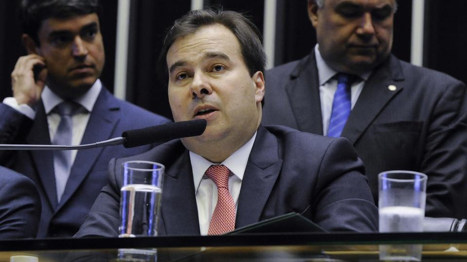 Maia se diz contra inclusão de servidores antigos em reforma, Rodrigo Maia