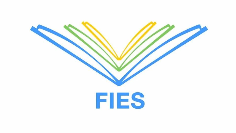 Resultado da primeira edição do FIES 2021: logo do Fies em fundo branco