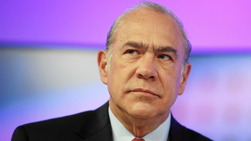 Crise de empregos está ficando pior que a de 2008: enquadramento fechado no secretário geral José Ángel Gurría