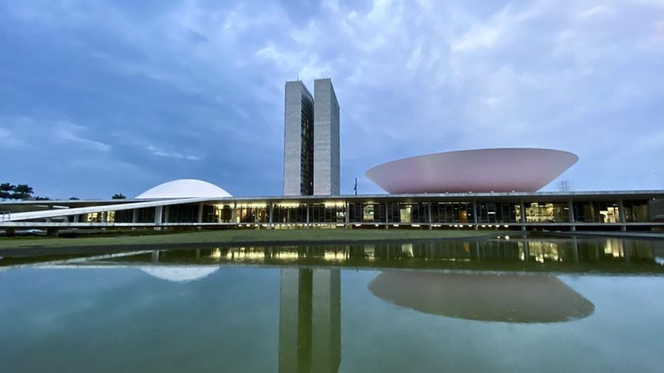 pec emergencial: a imagem mostra o congresso nacional