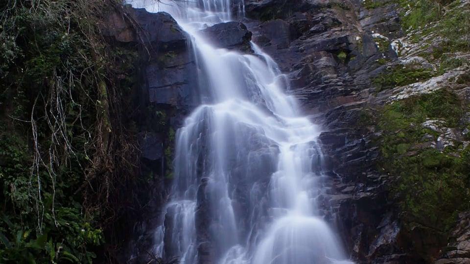 Prefeitura de Botuverá - SC: cachoeira