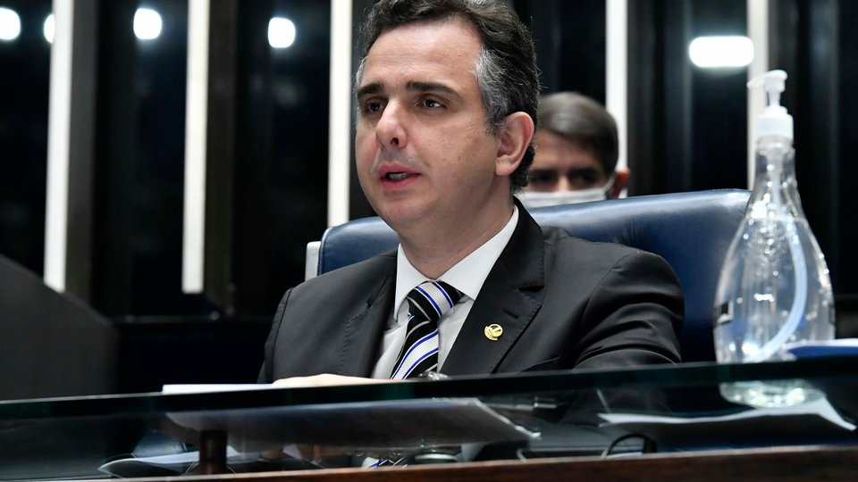 Auxílio de R$ 600 em 2021: Rodrigo Pacheco em pronunciamento
