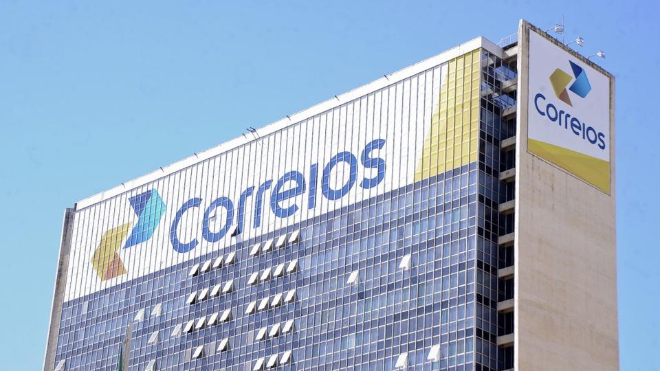 Estudos para a privatização dos Correios já estão em andamento: fachada do Edifício da Agência dos Correios, localizado no Setor Comercial Sul