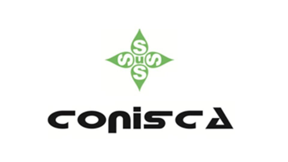 processo seletivo CONISCA: a imagem mostra a logo do consórcio