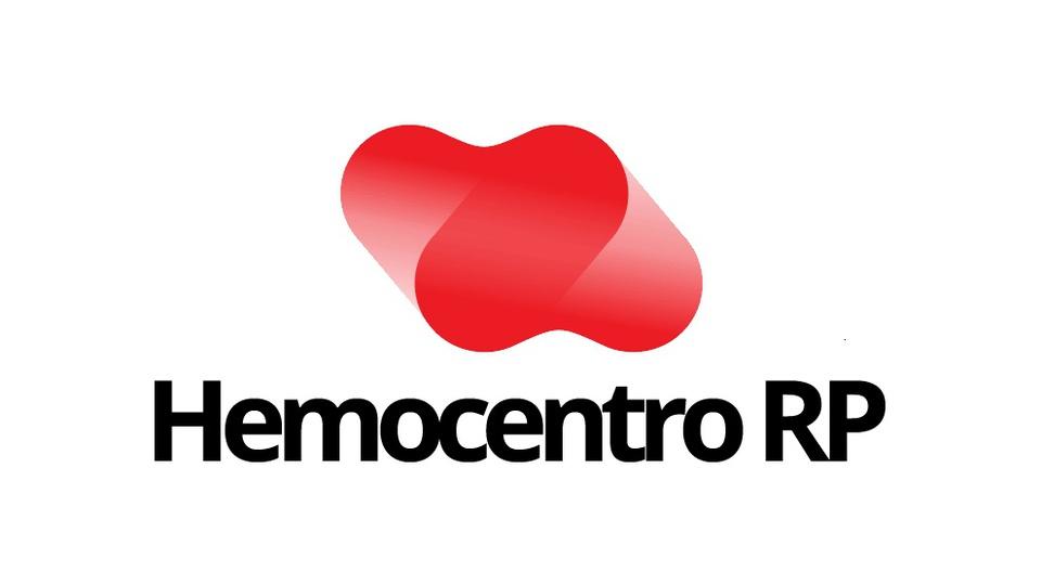 Processo seletivo Hemocentro de Ribeirão Preto: logo do Hemocentro RP