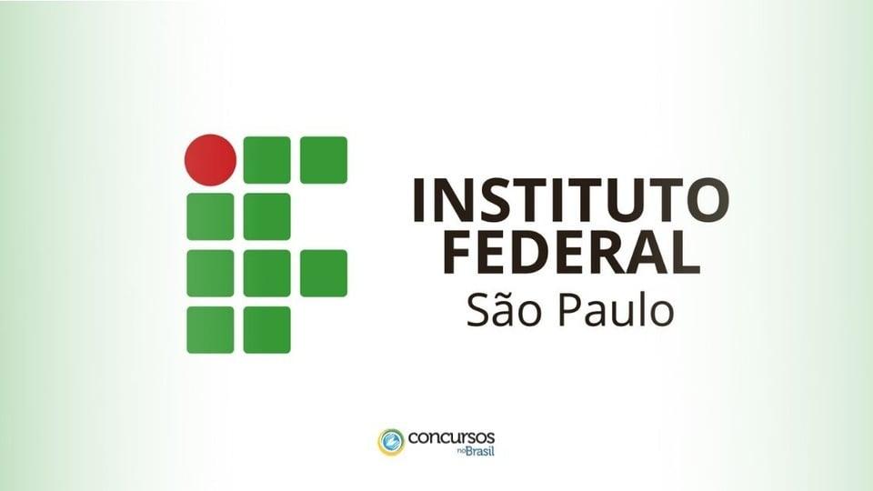 Processo seletivo IFSP: logo do Instituto Federal de Educação, Ciência e Tecnologia de São Paulo (IFSP)