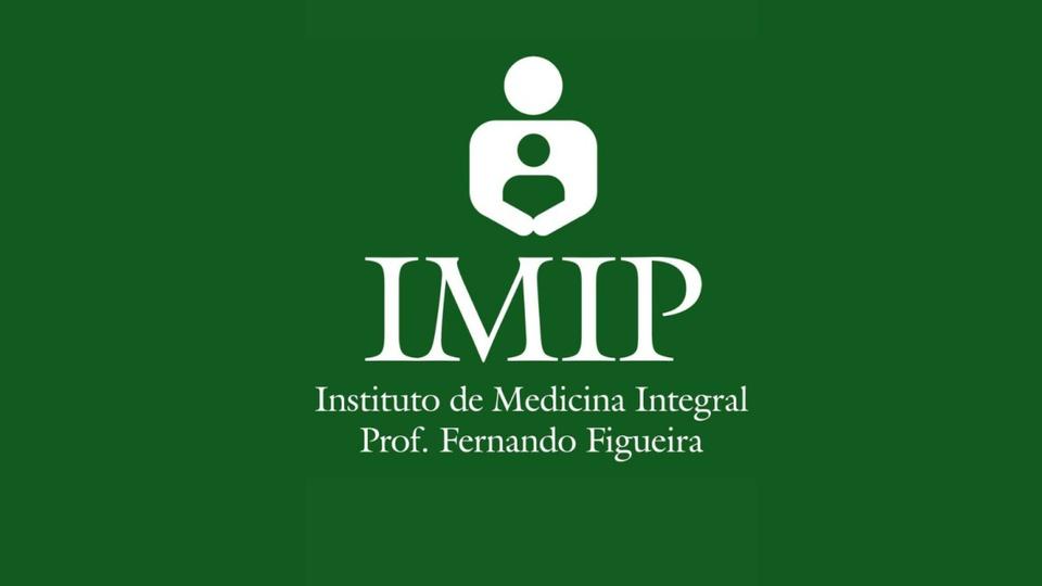 Processo seletivo IMIP PE: remuneração chega a mais de R$ 16 mil - a foto mostra a logo do imip