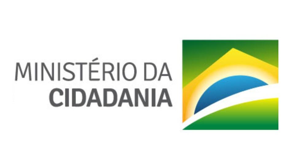 processo seletivo Ministério da Cidadania: logo do governo do brasil