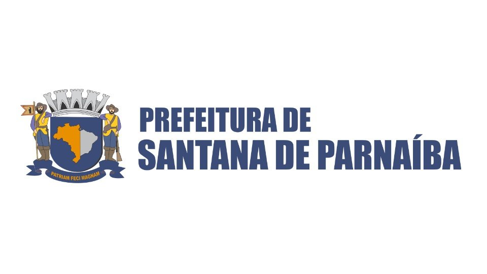 Processo seletivo Prefeitura de Santana de Parnaíba: logo da Prefeitura de Santana de Parnaíba