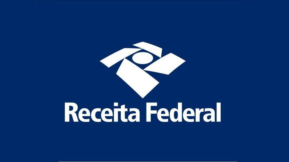Processo seletivo Receita Federal: a imagem mostra a logo da Receita Federal