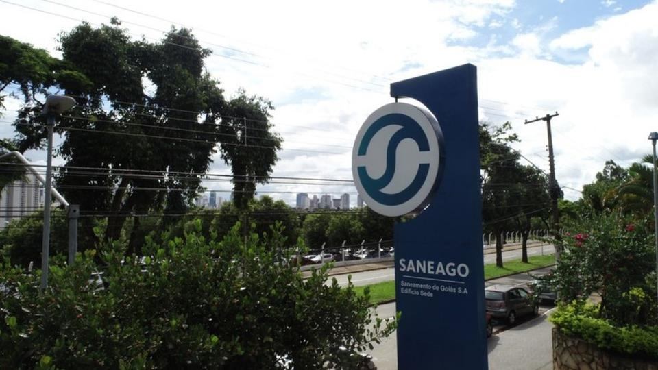 Processo seletivo Saneago possui suspeita de fraude, unidade da Saneago