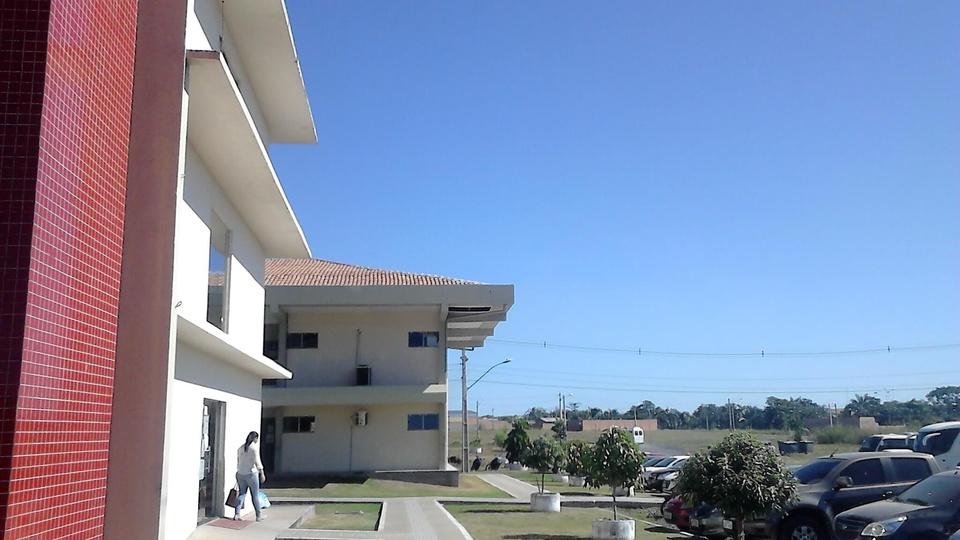 Processo seletivo Unifesspa: Cidade Universitária da Universidade Federal do Sul e Sudeste do Pará, também conhecido como Campus III Marabá ou Campus do Tauarizinho, em Marabá, em junho de 2016