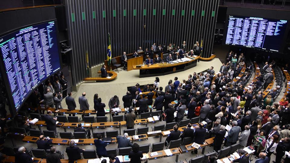 Reforma administrativa: deputados querem incluir juízes e promotores, sessão na Câmara