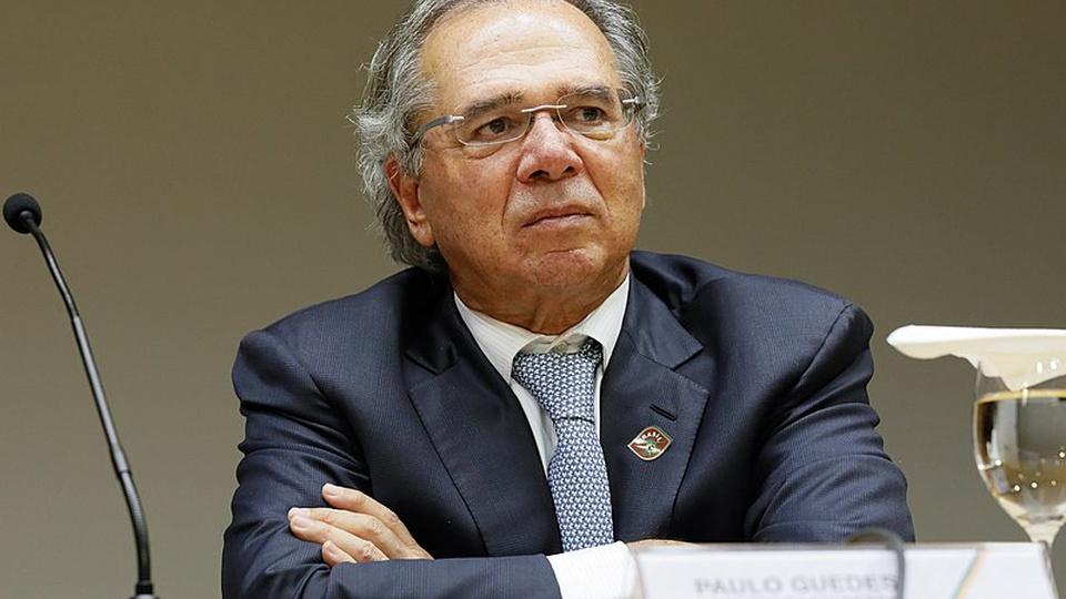 Reforma Administrativa: Paulo Guedes, Ministro da economia.