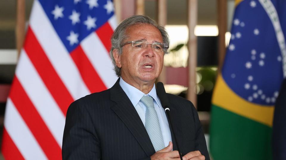 Retomada do auxílio emergencial: Paulo Guedes em pronunciamento