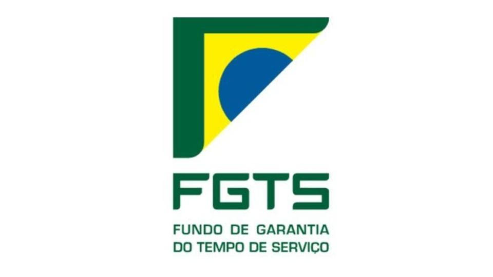 saque emergencial do fgts: a imagem mostra a logo do Fundo de Garantia