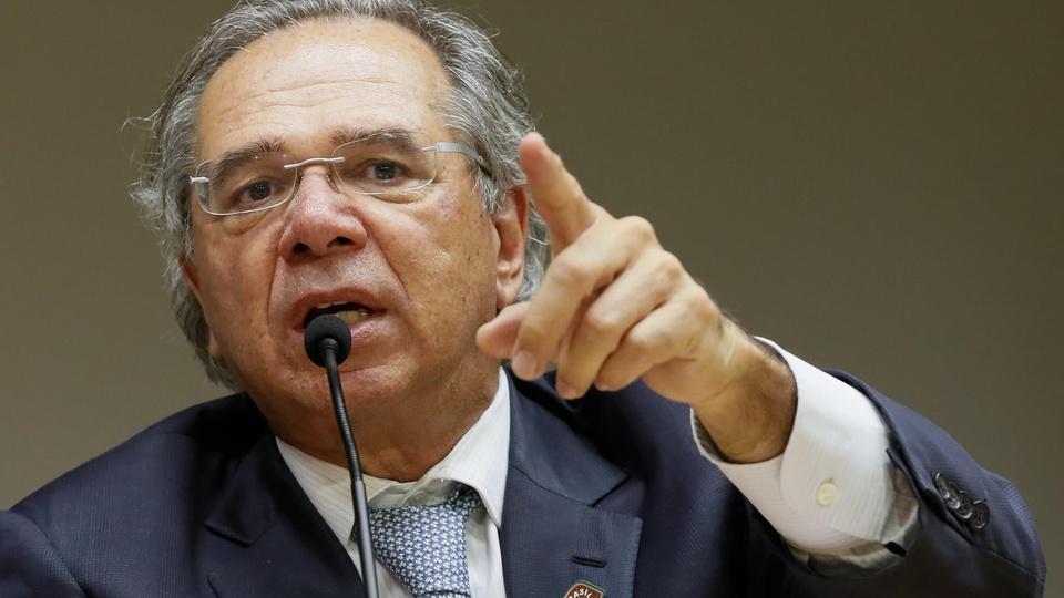 Reforma Administrativa adiada: Paulo Guedes em pronunciamento