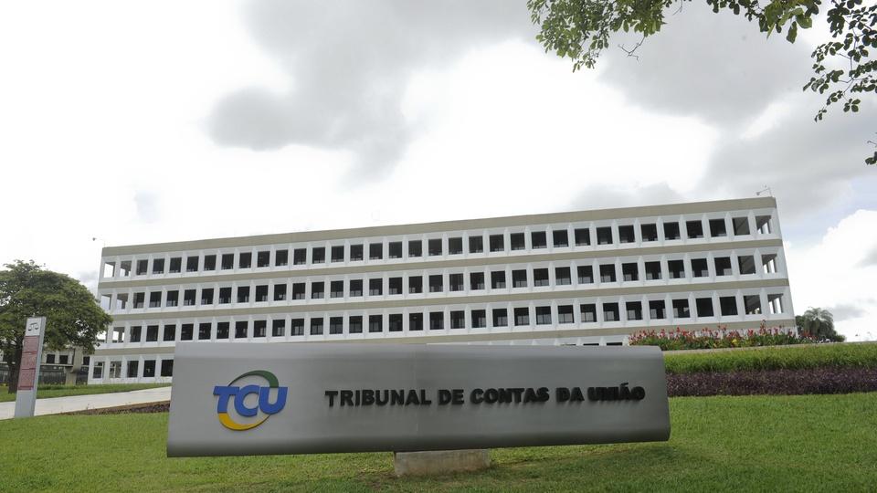 TCU revisará lista dos beneficiários do auxílio emergencial, prédio do TCU