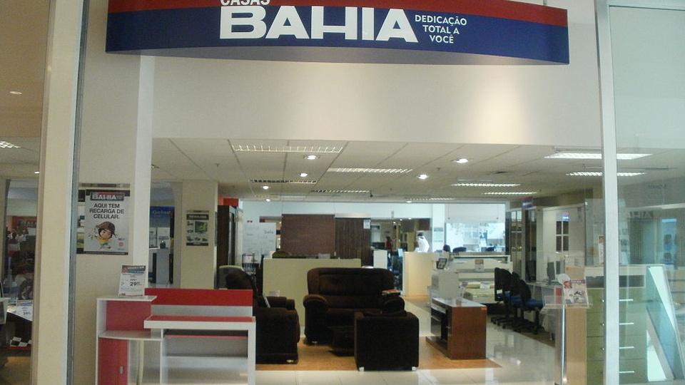Via Varejo possui diversas vagas de emprego, loja das Casas Bahia