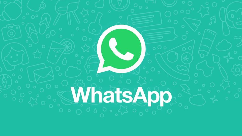 whatsapp esconder mensagens: a imagem mostra a logo do WhatsApp